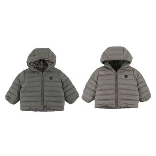 Bonpoint Sage Reversible Hooded Padded Jacket