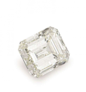 Bespoke Emerald Cut Diamond