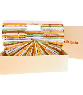 Cult Gaia Plexiglas Multicoloured Arc Bag