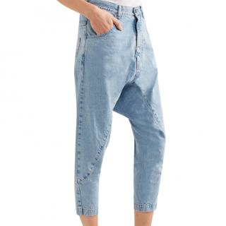 Bassike Super Lo Slung jeans