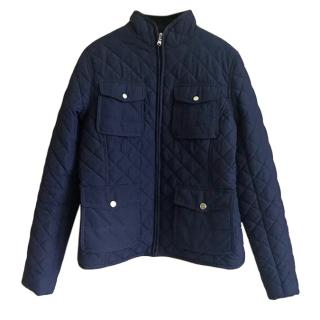 Lauren Ralph Lauren Quilted Navy Jacket
