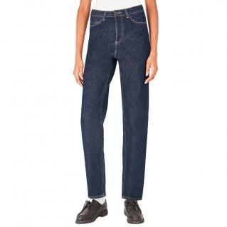 American Vintage Straight Leg High Waist Jeans