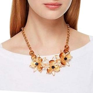 Kate Spade Lucite Collar Necklace
