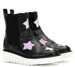 Stella McCartney kids star chelsea boots