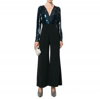Stella McCartney Rosie Sequin Embellished Jumpsuit
