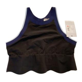 LNDR stretch jersey Colour Block Sports Bra