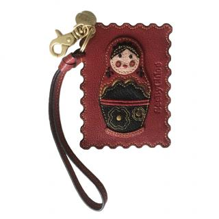 See By Chloe Matriochka Russian Doll Card Holdercharm