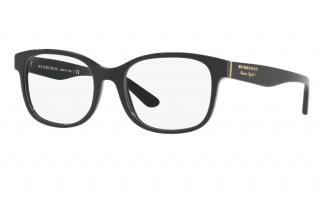 Burberry Black Square Logo Opticals