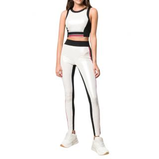 No Ka' Oi side stripe leggings