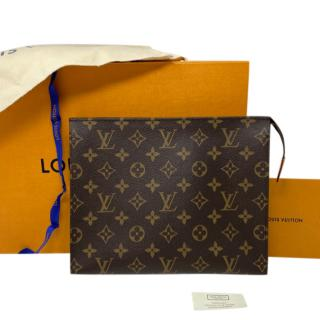 Louis Vuitton Monogram Toiletry Pouch 26