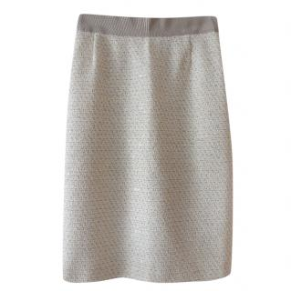 Max mara Sequin Embellished Wool Skirt