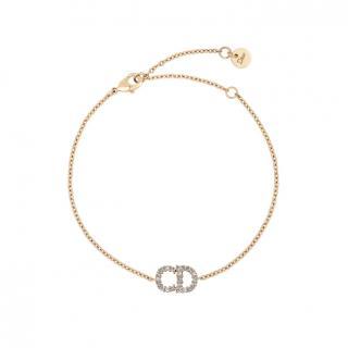 Dior Clair D Lune adjustable size bracelet