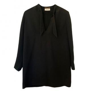 Saint Laurent Black Tunic