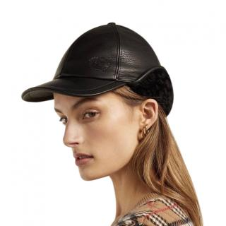 Burberry Cashmere & Wool Blend Explorer Hat