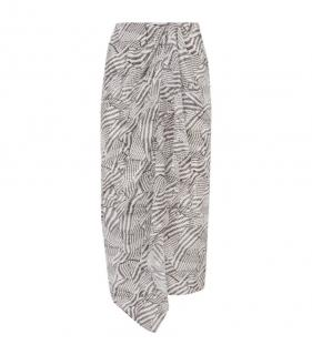 Isabel Marant Fabiana printed skirt