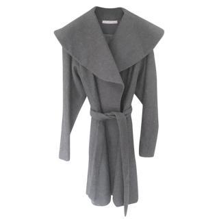 Ralph Lauren purple label grey cashmere coat
