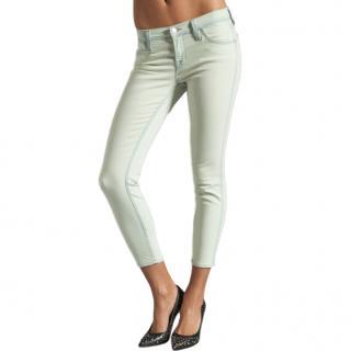 J Brand Skinny Mint Jeans