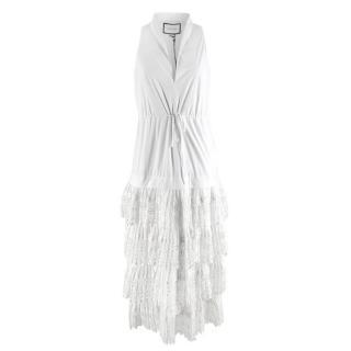 Alexis Long White 'Brinna' Dress