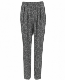Stella McCartney Paisley Print Grey Joggers