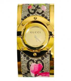 Gucci Blooms Supreme Twirl Watch