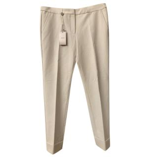 Armani Collezioni Stone Tailored Stretch Pants