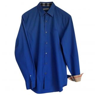 Burberry Brit Blue Tailored Shirt
