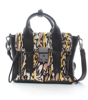 3.1 Phillip Lim Pashli Mini Calf Hair Satchel