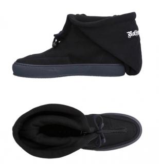 Joshua Sanders Joshua Hoodie High Top Sneakers