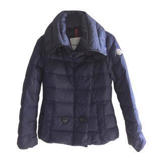 Moncler Navy Blue Puffer Jacket