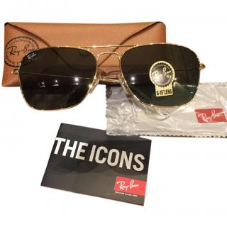Ray-Ban Icons 3136 Aviator Sunglasses