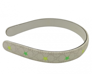 Gucci Monogram Neon Star Headband