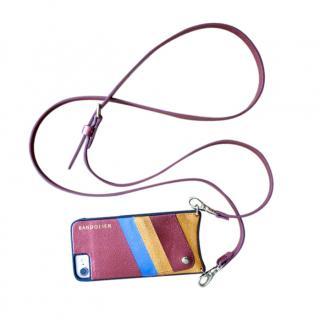 Bandolier iPhone Crossbody Case