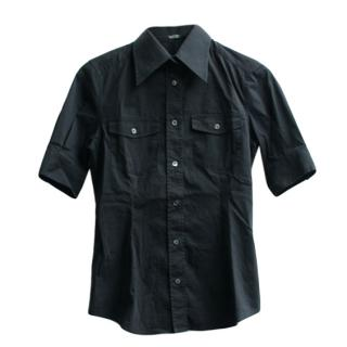 Dolce & Gabbana Black Short Sleeve Shirt