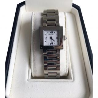 Chaumet Khesis Stainless Steel Quartz Wristwatch