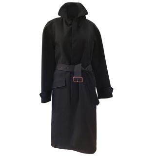 Ralph Lauren blue label Navy Belted Trench Coat