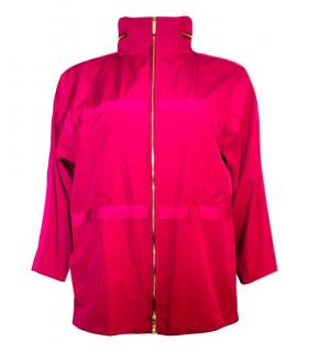 Carolina Herrera Pink Lightweight Jacket