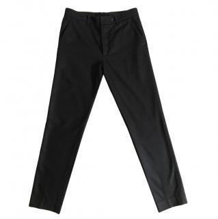 Rag & Bone Virgin Wool Tapered Pants