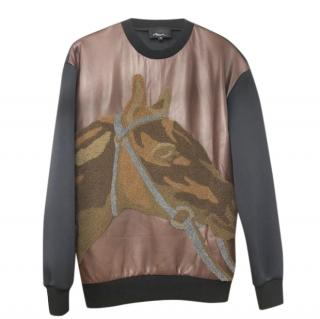 3.1 Philip Lim Embroidered Sweater