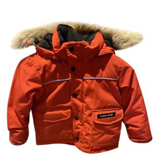 Canada Goose  Insulated Kids Puffer Coat
