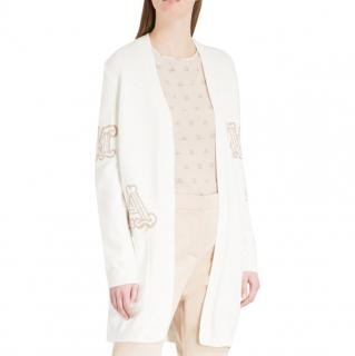 Max Mara Prince Cotton-blend Cardigan