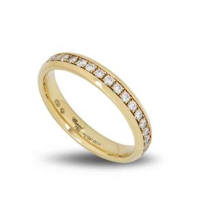 Chopard Gold Diamond Eternity Ring