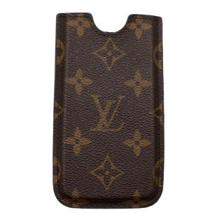Louis Vuitton Monogram Iphone 5 Case