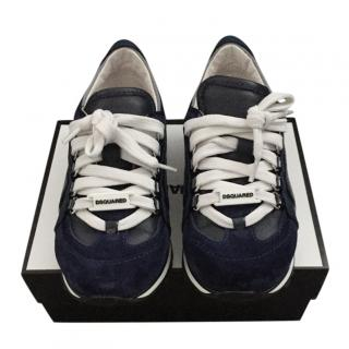 DSquared Kids Lace-Up Trainers