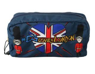 Dolce & Gabbana DG Loves London Toiletry Bag