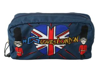 Dolce & Gabbana DG Loves London Toiletry Bag