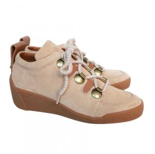 See by Chloe Sand Finna Fantasy Ankle Boots