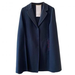 Bazar Deluxe Lost in Me Wool Cape Coat