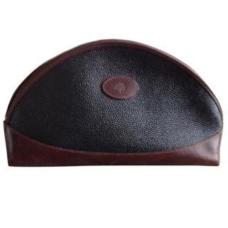 Mulberry vintage unisex washbag/cosmetic pouch
