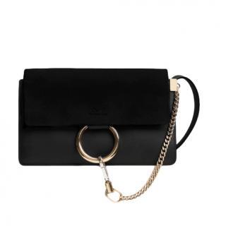 Chloe small black Faye shoulder bag