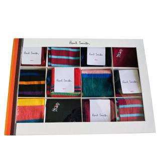 Paul Smith boxed signature socks set
